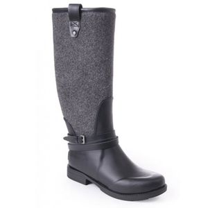 UGG Korynne Waterproof Wool Lined  Rain Boots